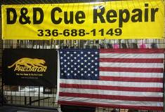 D&D Cue Repair